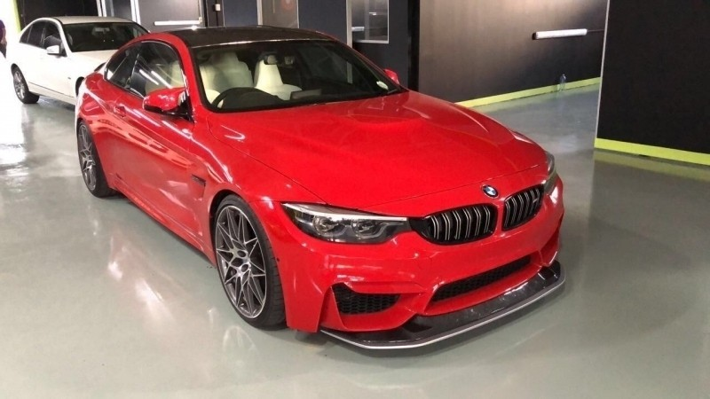 used bmw m4 coupe m dct competition for sale in north west province id 3037410. Black Bedroom Furniture Sets. Home Design Ideas