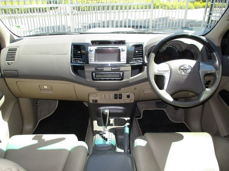Used Toyota Fortuner 3.0 D-4D Raised Body AT 4x2 for sale