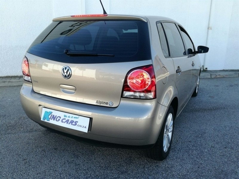Used Volkswagen Polo Vivo Gp 1 4 Conceptline For Sale In