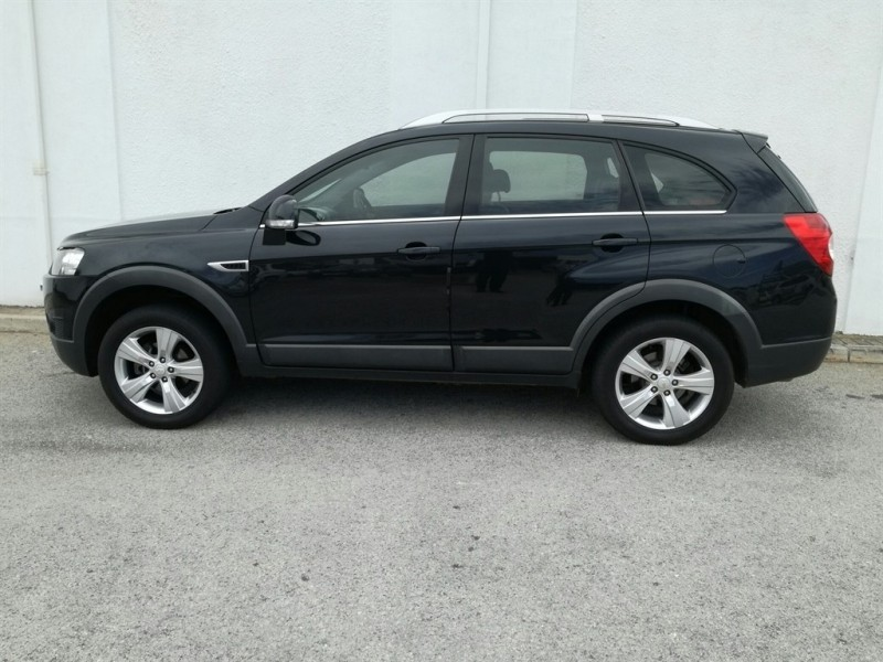 Used Chevrolet Captiva 2.4 Lt for sale in Eastern Cape - Cars.co.za (ID:3038306)