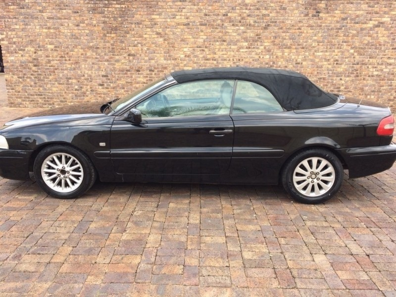 used volvo c70 c 70 convertible 0 no finance for sale in. Black Bedroom Furniture Sets. Home Design Ideas