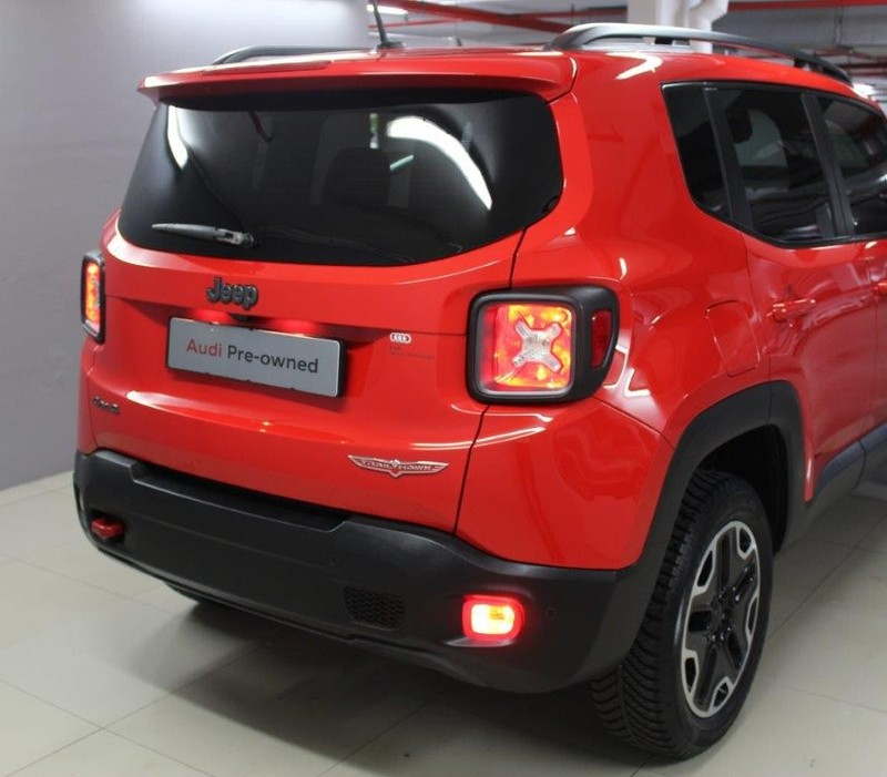 Used Jeep Renegade 2.4 Trailhawk Auto For Sale In Kwazulu
