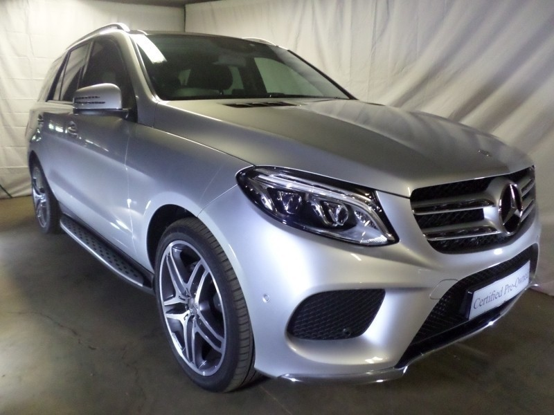 Used mercedes benz gle class 350d 4matic for sale in for Mercedes benz gas type