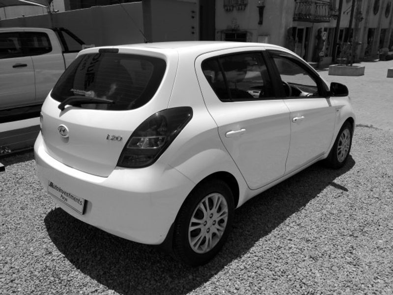 Used hyundai i20 1 4 for sale in gauteng id for Garage hyundai 78