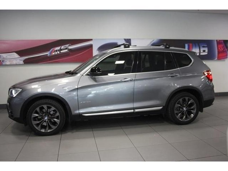 Used Bmw X3 Xdrive 30d Xline Auto For Sale In Gauteng