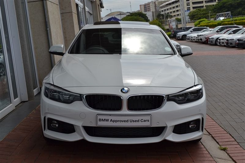 Used BMW 4 Series 440i Gran Coupe M Sport Auto for sale in ...