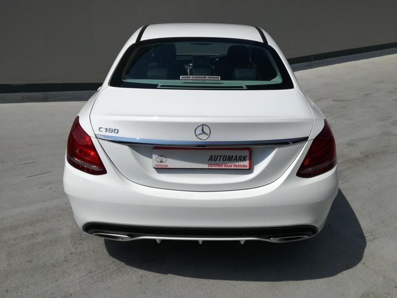 Used Mercedes Benz C Class C180 Edition C Auto For Sale In