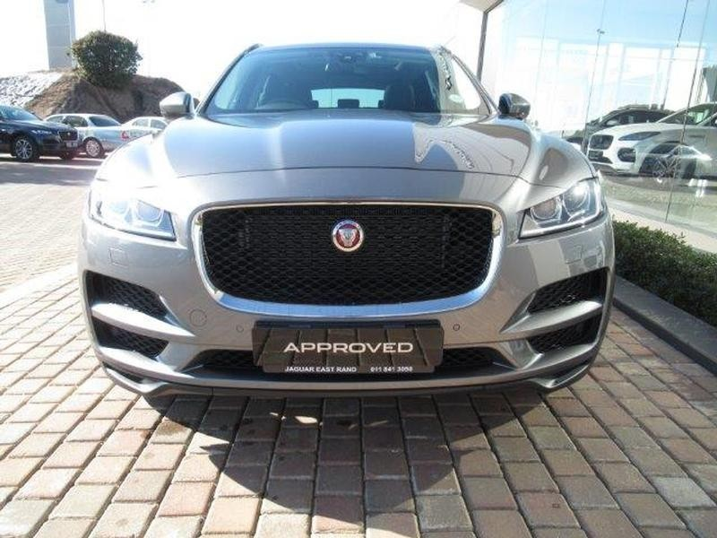 used jaguar f pace 2 0 i4d awd pure for sale in gauteng id 3041352. Black Bedroom Furniture Sets. Home Design Ideas