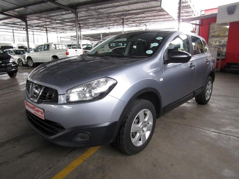 used nissan qashqai 1 6 visia for sale in gauteng cars. Black Bedroom Furniture Sets. Home Design Ideas