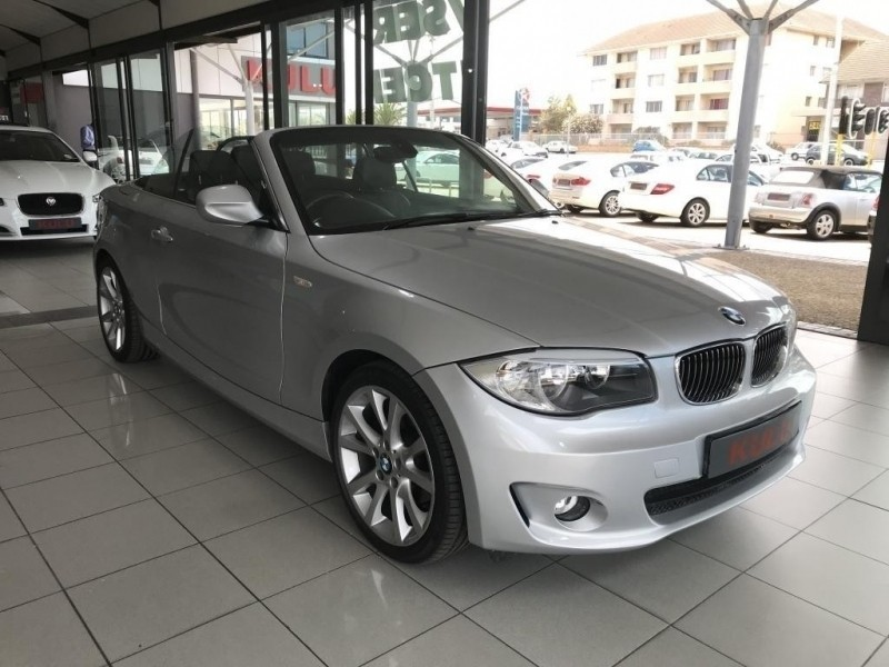 Used BMW 1 Series BMW 125i Convertible Automatic for sale in Western ...