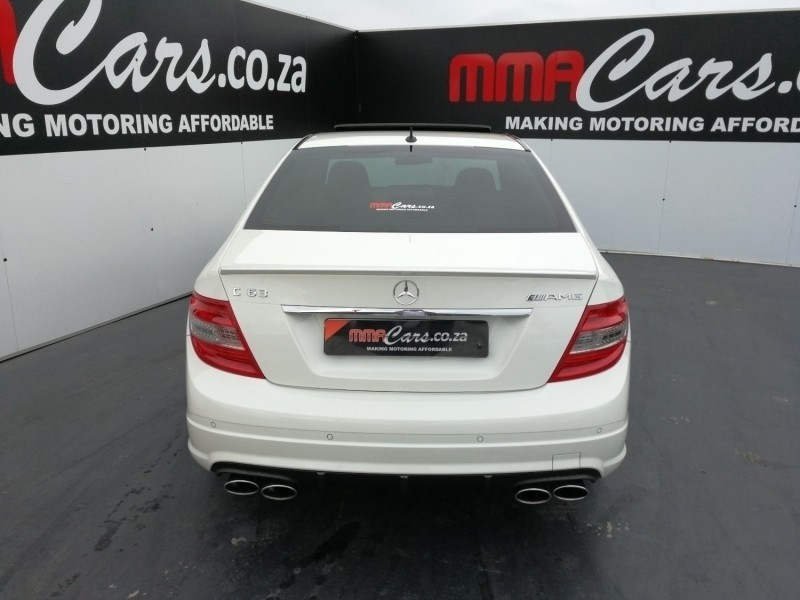 Used mercedes benz c class c63 amg for sale in kwazulu for Mercedes benz of tysons corner staff
