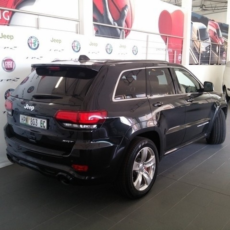 Used Jeep Grand Cherokee Srt8 For Sale In Eastern Cape