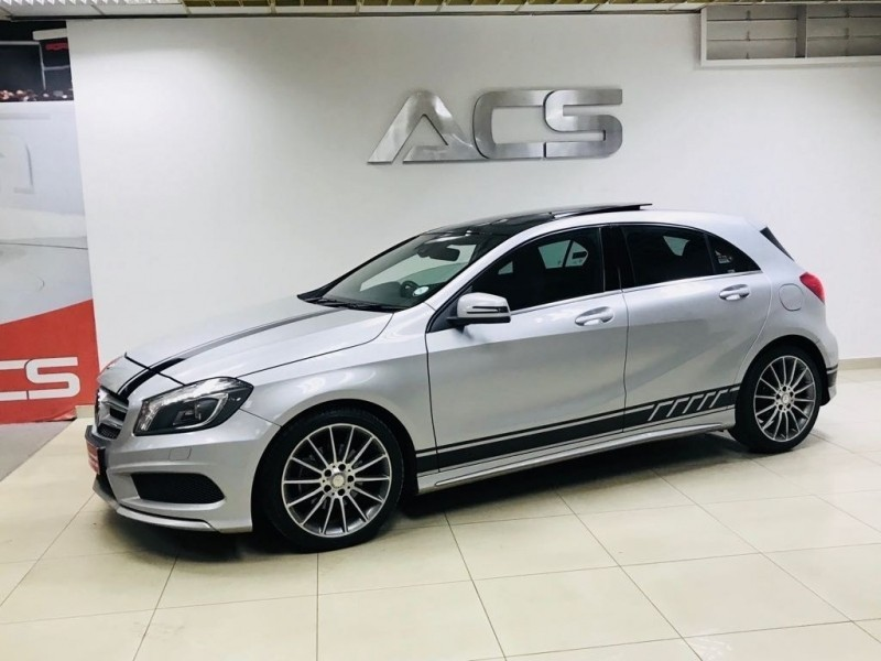 used mercedes benz a class a 200d cdi amg 7g tronic pan. Black Bedroom Furniture Sets. Home Design Ideas