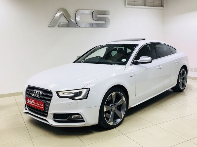used audi s5 s5 sportback 3 0t tfsi quattro s tronic for sale in gauteng id 3043594. Black Bedroom Furniture Sets. Home Design Ideas