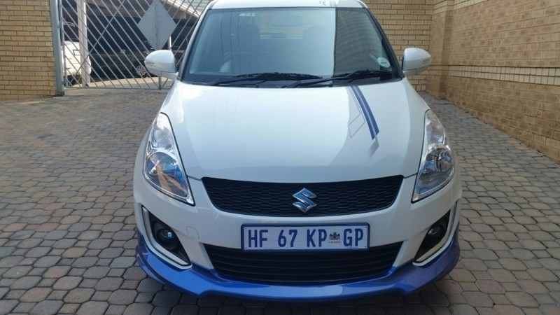 used suzuki swift rs for sale in gauteng id. Black Bedroom Furniture Sets. Home Design Ideas