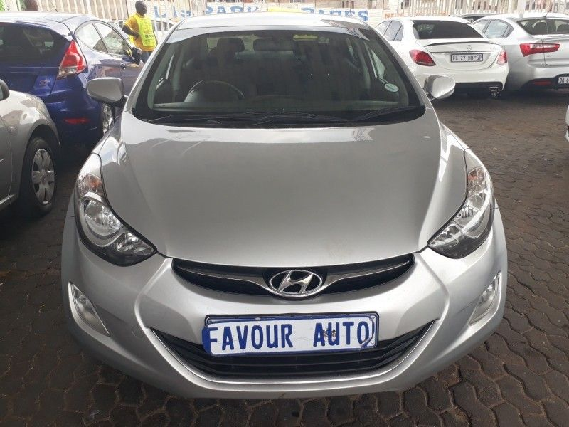 Used Hyundai Elantra 1 6 For Sale In Gauteng