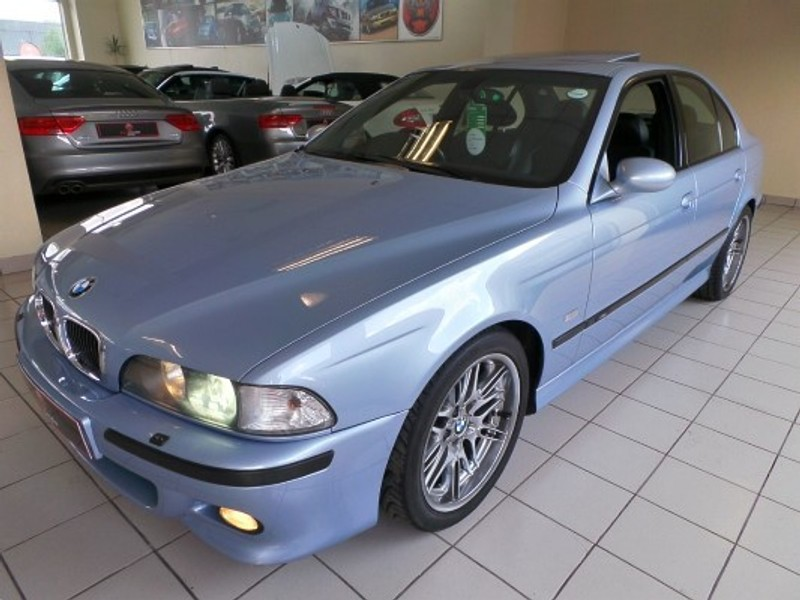 used bmw m5 e39 for sale in gauteng id 3045776. Black Bedroom Furniture Sets. Home Design Ideas