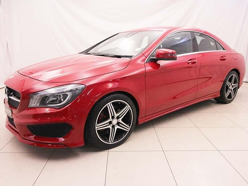 used mercedes benz cla class cla250 sport 4matic for sale