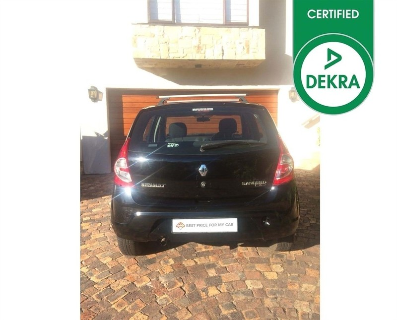 Used Renault Sandero 1 4 Ambiance For Sale In Western Cape Cars Co Za Id 3046312