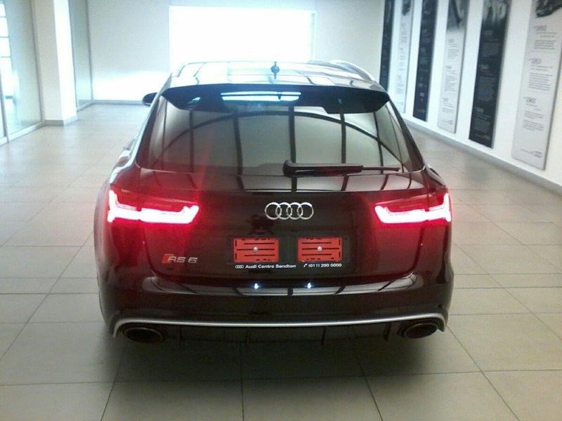Audi rs6 avant for sale in gauteng
