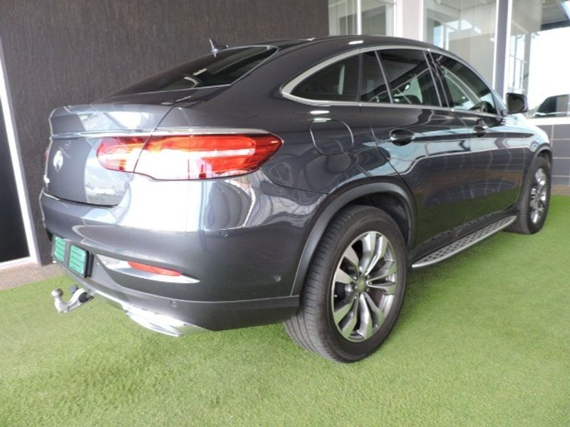 Used mercedes benz gle class 350d 4matic for sale in free for Mercedes benz seat belt purse