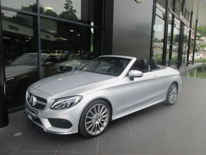 Used Mercedes Benz C Class C200 Cabriolet Amg Auto For