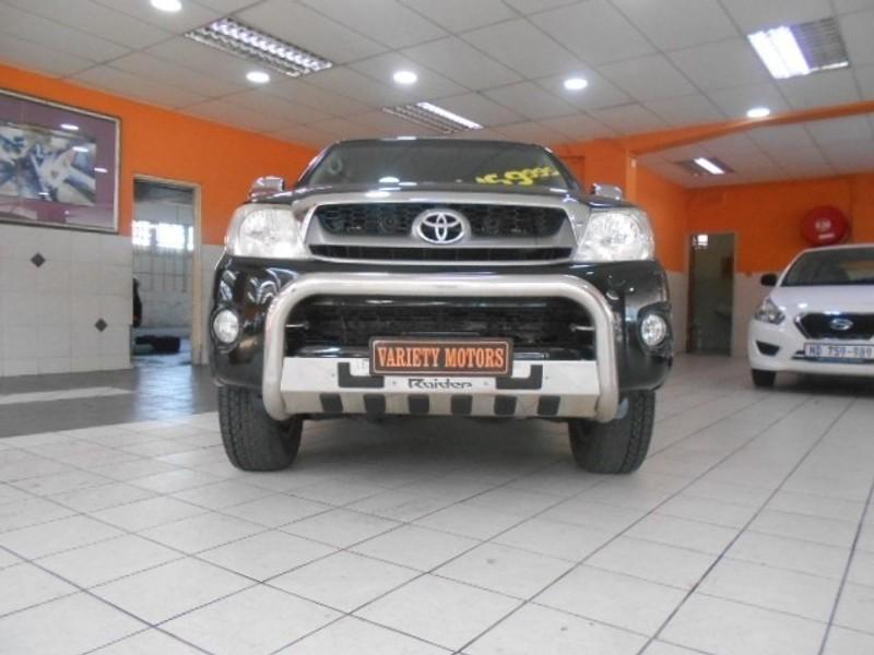 Used Toyota Hilux 2 7 Vvti Raider R B P U D C For Sale In
