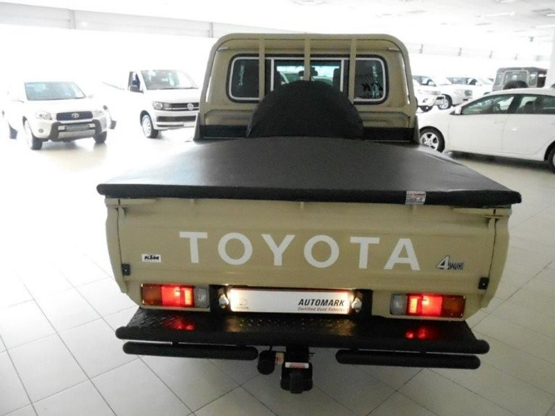 Used Toyota Land Cruiser 79 P U D C For Sale In