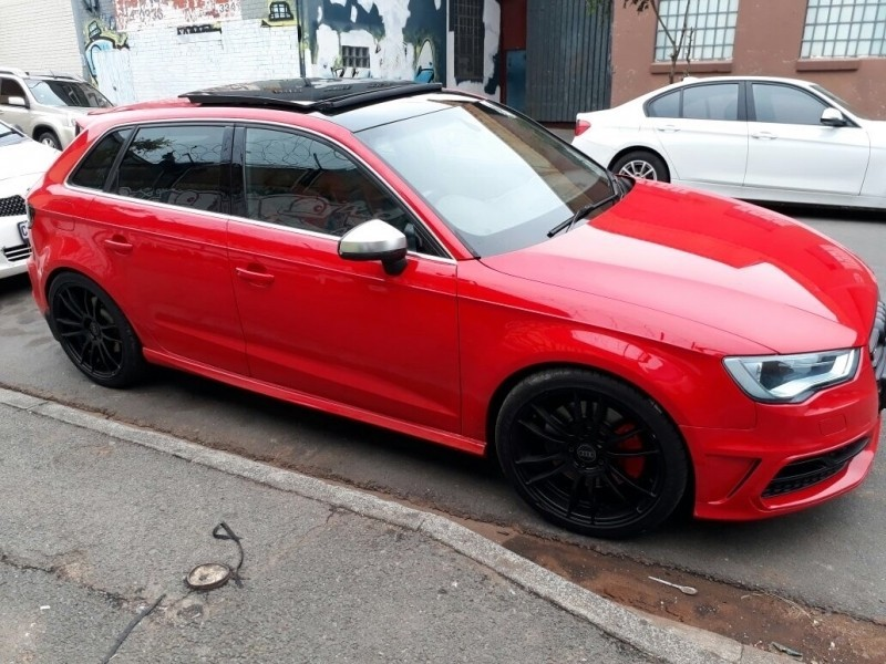 used audi a3 audi s3 quattro for sale in gauteng id 3050266. Black Bedroom Furniture Sets. Home Design Ideas