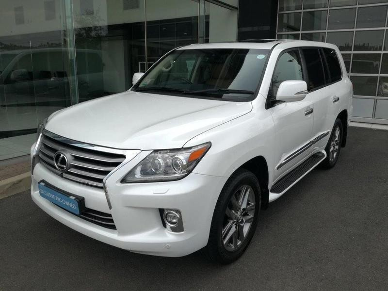 used lexus lx 570 for sale in gauteng id 3051540. Black Bedroom Furniture Sets. Home Design Ideas