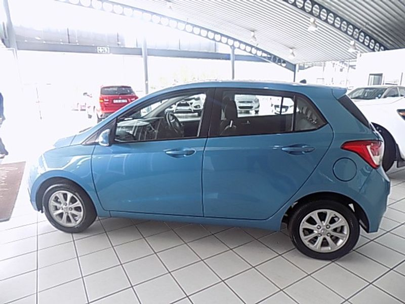 Used Hyundai I10 Grand I10 Fluid For Sale In Gauteng