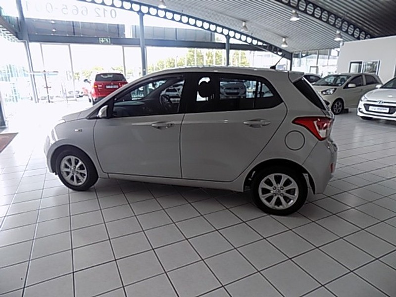 Used Hyundai I10 Grand I10 Motion For Sale In Gauteng