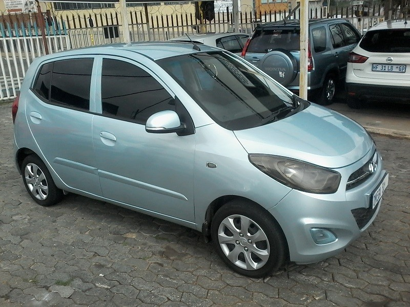 Used hyundai i10 1 2 gls for sale in gauteng for Hyundai motor finance payoff phone number