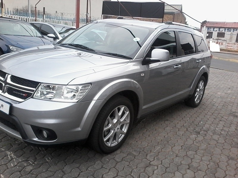 used dodge journey 3 6 v6 r t a t for sale in gauteng id 3052258. Black Bedroom Furniture Sets. Home Design Ideas