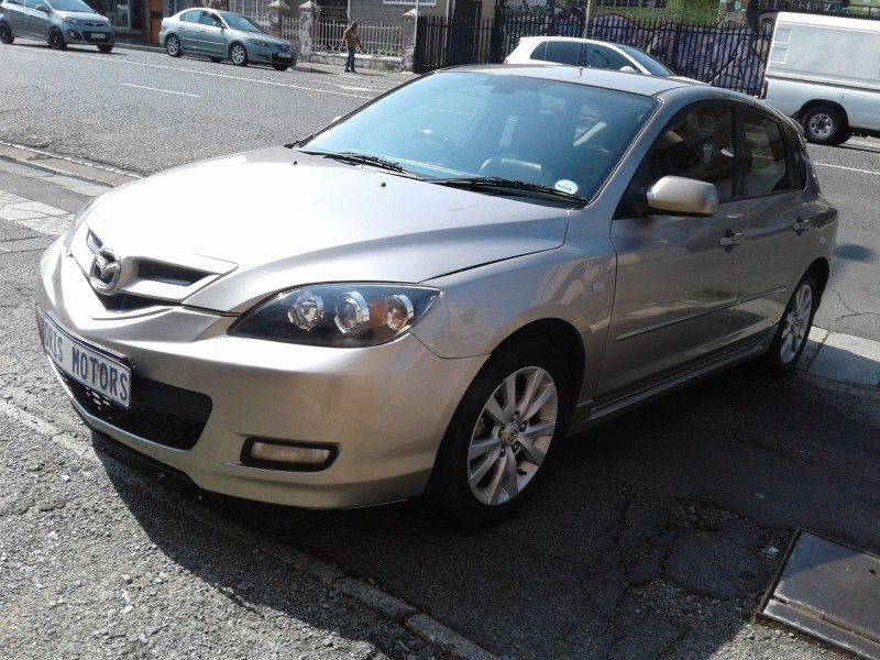 used mazda 3 1 6 sport active for sale in gauteng id 3052554. Black Bedroom Furniture Sets. Home Design Ideas