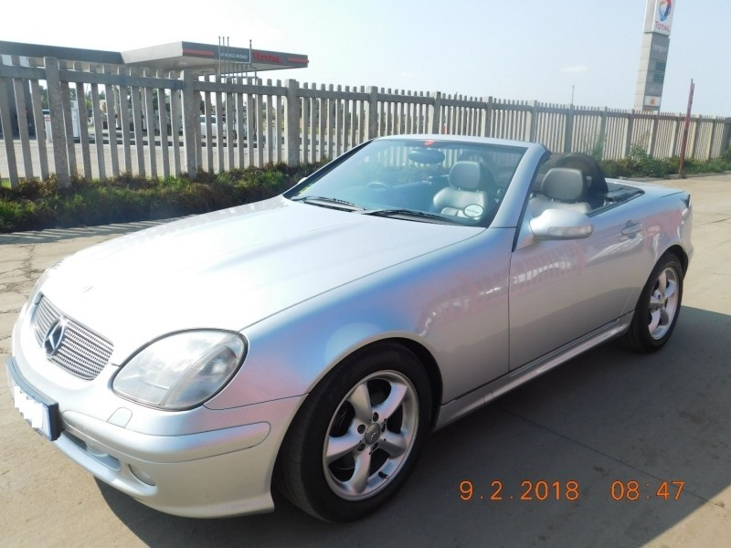 Used mercedes benz slk class slk 320 a t for sale in for Mercedes benz silver spring service