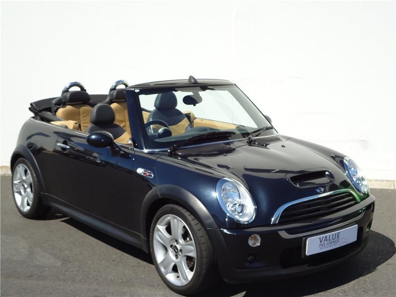 used mini cooper s convertible for sale in western cape id 3052660. Black Bedroom Furniture Sets. Home Design Ideas