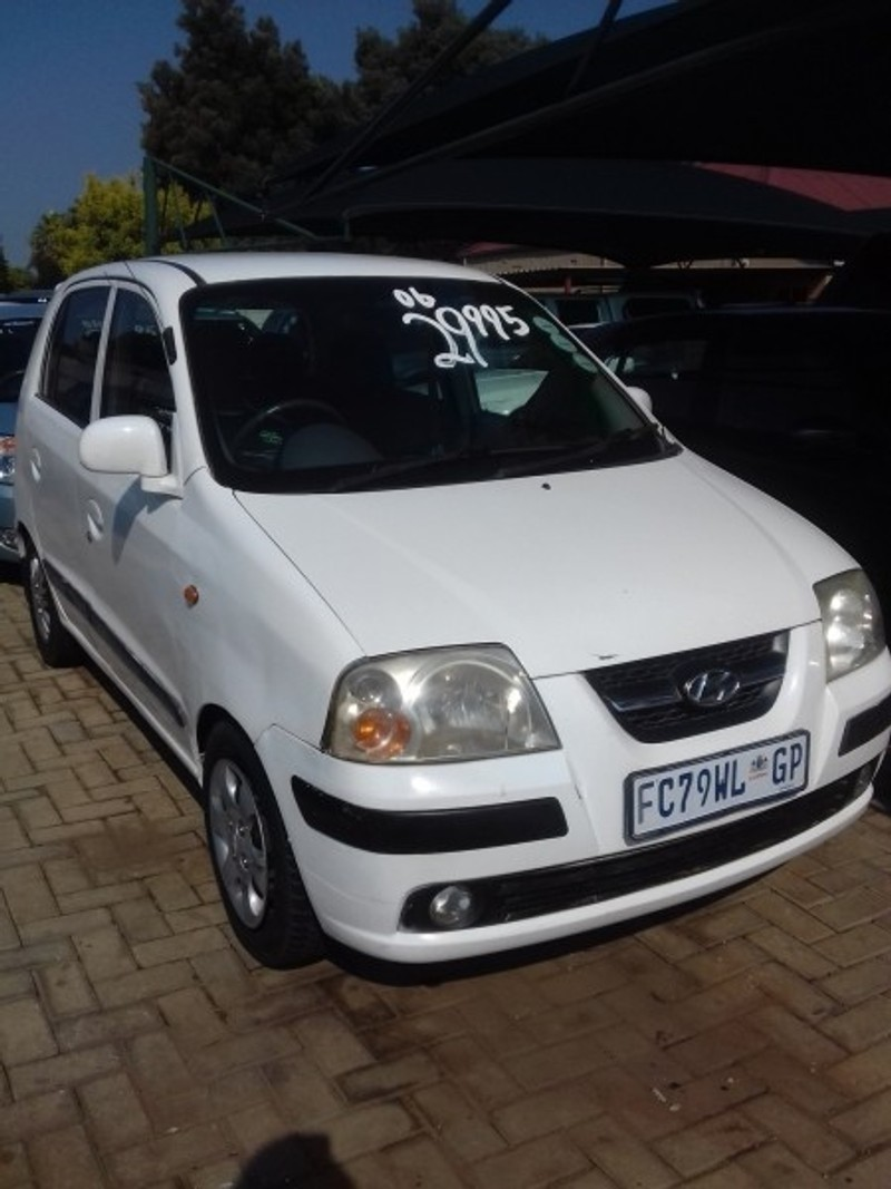 used hyundai atos 1 1 gls for sale in gauteng id 3052748. Black Bedroom Furniture Sets. Home Design Ideas