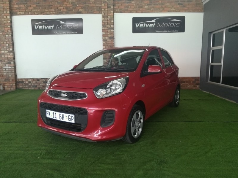 used kia picanto 1 0 ls for sale in gauteng id 3052792. Black Bedroom Furniture Sets. Home Design Ideas