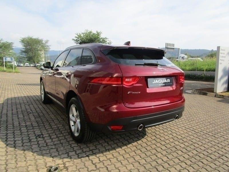 used jaguar f pace 3 0d awd pure for sale in kwazulu natal id 3052794. Black Bedroom Furniture Sets. Home Design Ideas