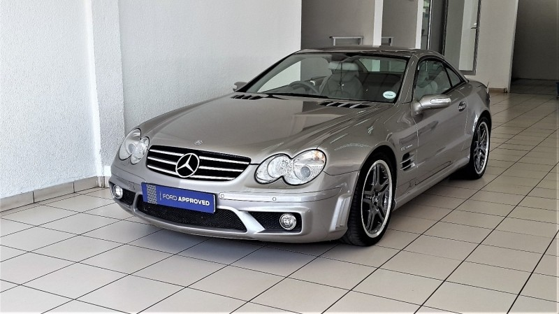 Used mercedes benz sl class sl 65 amg for sale in north for 2008 mercedes benz sl class