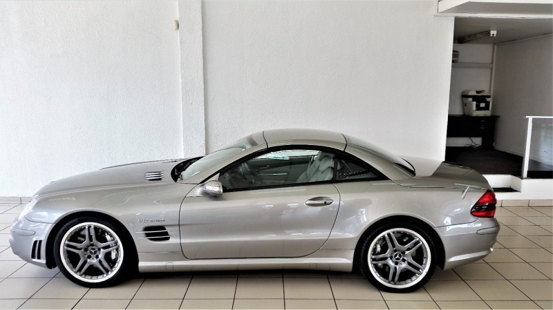 Used mercedes benz sl class sl 65 amg for sale in north for 2008 mercedes benz sl65 amg