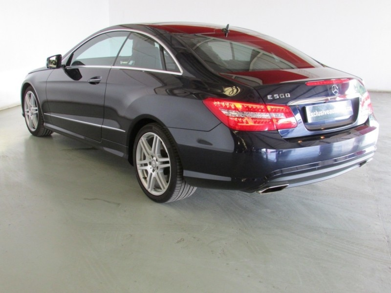 Used Mercedes Benz E Class E500 Coupe For Sale In Gauteng