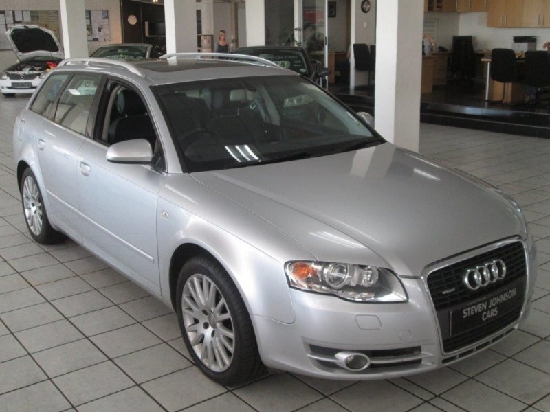 Audi a4 avant for sale cape town 16