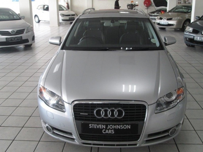 Audi a4 avant for sale cape town 14