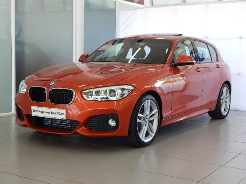 Used Bmw 1 Series 120d A T M Sport For Sale In Kwazulu