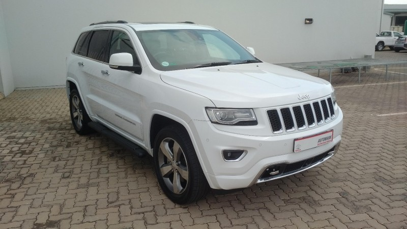 used jeep grand cherokee 5 7 v8 overland for sale in gauteng id 3053904. Black Bedroom Furniture Sets. Home Design Ideas