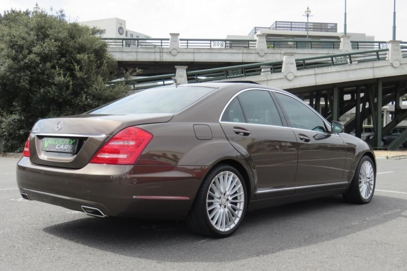 Used mercedes benz s class s 350 for sale in western cape for 2010 mercedes benz s500 for sale
