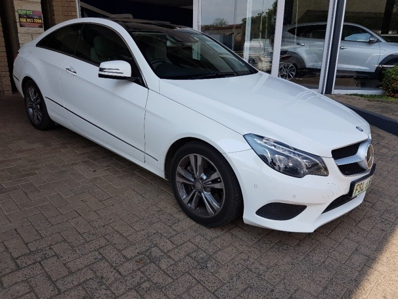 Used mercedes benz e class e 400 coupe 4matic for sale in for Mercedes benz e400 coupe for sale