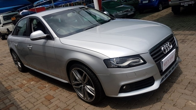 Used audi a4 for sale in gauteng 10